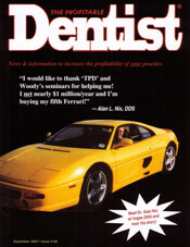 The Profitable Dentist Magazine - Dentalwebsites.com